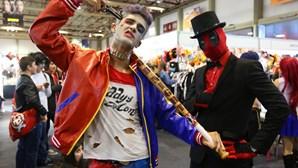 Comic Con diz adeus à Exponor