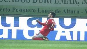 As melhores imagens do Tondela - Benfica
