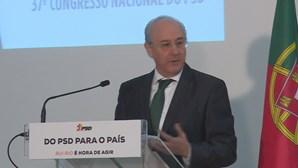 """Rio quer reformar o regime e colocar Portugal na """"primeira divisão"""" do nível de vida"""