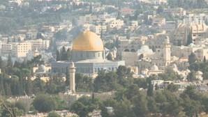 Ministro quer dar nome de Trump a estação ferroviária em Jerusalém
