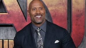 Dwayne Johnson é o ator mais bem pago do cinema