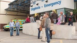 """PSD denuncia """"colapso dos serviços"""" nas urgências do Algarve"""
