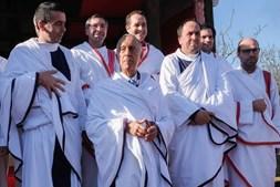 Marcelo Rebelo de Sousa visitou presépio vivo de Priscos
