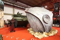 Multidão invadiu os pavilhões da Exponor, este domingo, para a Comic Con Portugal 2017
