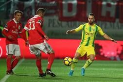 Benfica visita Tondela em jogo do campeonato