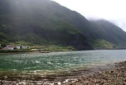 Ilha de São Jorge, nos Açores