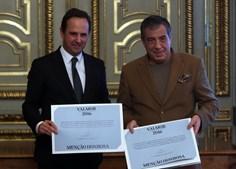 Apresentação dos vencedores do prémio Valmor