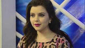 Raquel Urbaneja, de 23 anos, gravou um testemunho para a IURD onde revelou que foi Deus que a salvou e que a impediu de pôr termo à vida