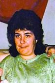 Conceição Martins tinha 52 anos e morreu no violento acidente
