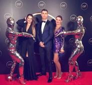 Cristiano Ronaldo, Katia e Elma