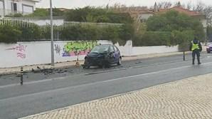 Acidentes na Avenida Marginal condicionam circulação
