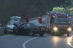 Um morto e cinco feridos em colisão em Odemira