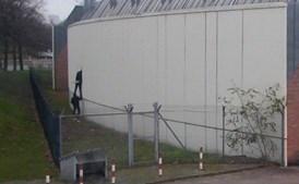Prisioneiros foram fotografados na fuga