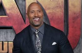 Dwayne Johnson, conhecido como 'The Rock'