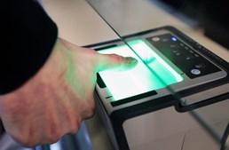 Controlo biométrico