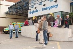 Urgências do Hospital de Faro