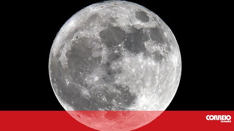 4c444066b Última Super Lua do ano acontece esta noite - Sociedade - Correio da Manhã