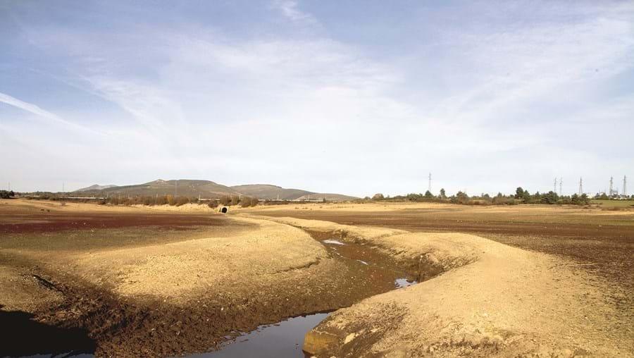 Barragem do Alto Rabagão, no Rio Cávado