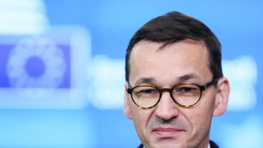 Mateusz Morawiecki, primeiro-ministro da Polónia