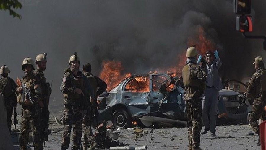 Explosões no Afeganistão