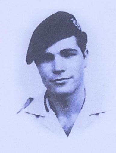 António Silva tinha 21 anos. Morreu em Angola
