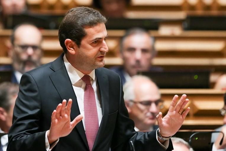 O líder parlamentar do PSD, Hugo Soares