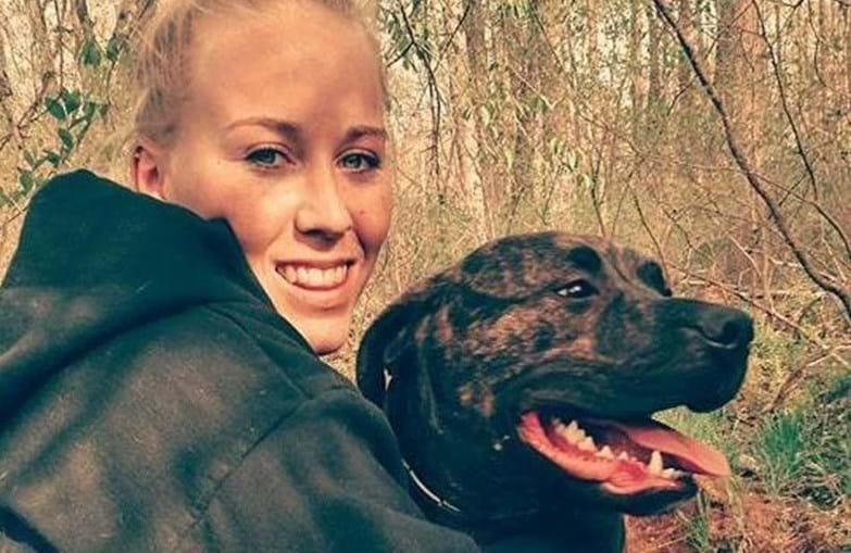 Bethany Lynn Stephens foi morta pelos seus cães