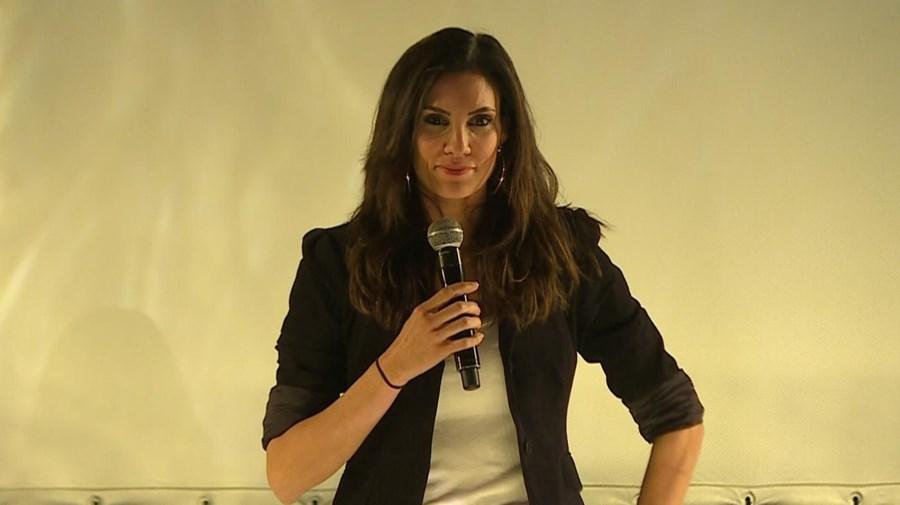 Daniela Ruah na Comic Con Portugal 2017