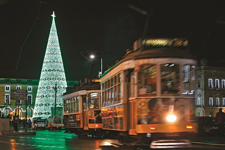 Natal está na rua