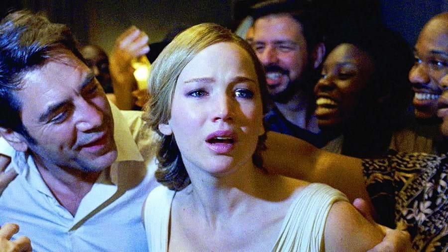 'Mãe!', com Jennifer Lawrence e Javier Bardem, foi um dos grandes fiascos do ano