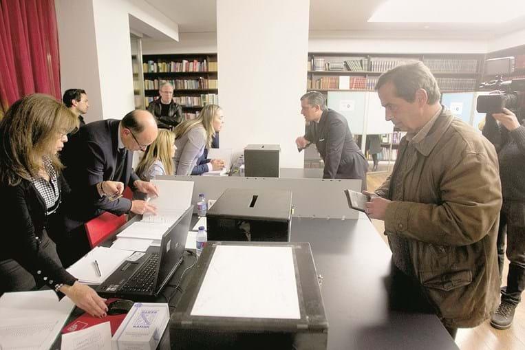 Apesar de serem eleições históricas na Ordem dos Contabilistas Certificados, a abstenção manteve-se elevada (80%)