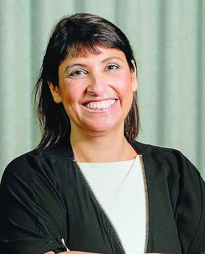 Paula Franco encabeça a lista A e teve 49,3% dos votos