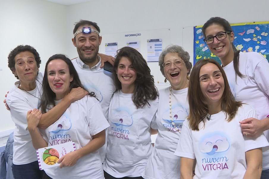Dia Internacional do Voluntariado  três exemplos de quem é voluntário -  Vídeos - Correio da Manhã fc0ab7247ed45
