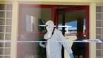 Morreu homem atingido a tiro em escola na Nazaré