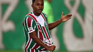 Fluminense atrasa Wendel no Sporting