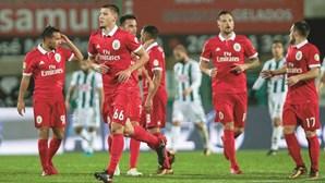 Benfica decide época em dez dias