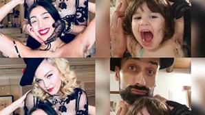 Raminhos recria fotografia polémica de Madonna com a filha