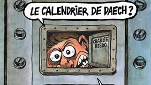 Ataque terrorista no Charlie Hebdo foi há três anos