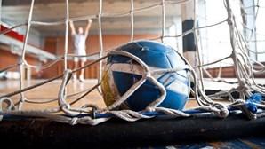 Seleção portuguesa de padres está nas meias-finais do europeu de futsal