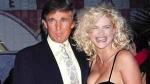 As 'coelhinhas' que Donald Trump conquistou