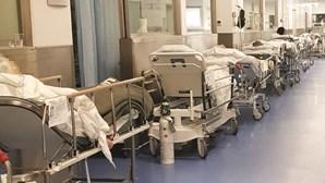 Gripe revela caos dos hospitais