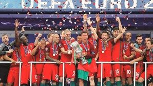 Portugal desce para o sexto lugar no 'ranking' da FIFA