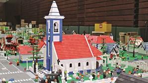 Cinco milhões de peças constroem cidade Lego
