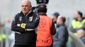 Técnico do Gil Vicente multado pelo Conselho de Disciplina da FPF