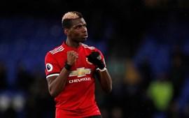Manchester United bate Everton na Liga inglesa