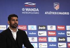 Diego Costa no Atlético de Madrid