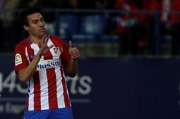 Nico Gaitán poderá estar de saída do Atlético de Madrid