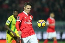 Grimaldo pode estar de saída do Benfica