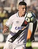 Paulinho joga no Vasco da Gama
