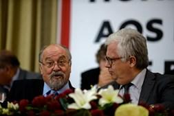 Ministro da Administração Interna na tomada de posse do presidente da Liga dos Bombeiros Portugueses